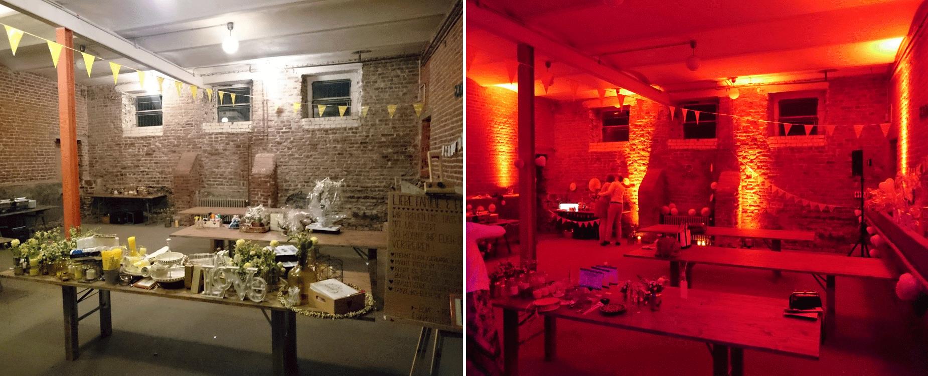 Schloss-Meierhof-Düsseldorf-Hochzeits-DJ-LED-Beleuchtung